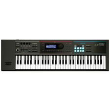 Roland Juno-Ds61 61-Key Lightweight Synthesizer, New!