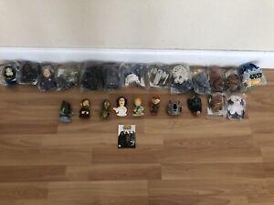 Lot of 23 Star Wars Burger King 2005 toys