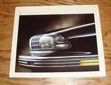 Original 1991 Oldsmobile Ninety Eight Sales Brochure 91