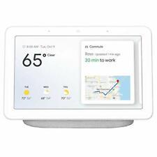 "Google Home Hub with Google Assistant Smart 7"" Display - Chalk Grey - GA00516-US"