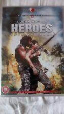 HEROES SHED NO TEARS DVD JOHN WOO CINE-ASIA / HONG KONG LEGENDS NEW & SEALED