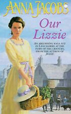 ANNA JACOBS ___ OUR LIZZIE ___ BRAND NEW ___ FREEPOST UK