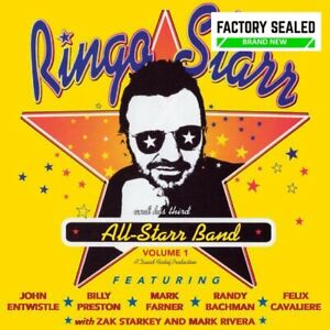 Ringo Starr And His Third All-Starr Band Volume 1 CD NEW