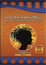 GEMAFREIE MUSIK CD - SMOOTH HARMONICS - GEMAFREI AKM SUISA ROYALTY FREE - FILM