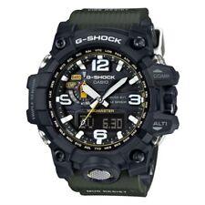 CASIO GWG-1000-1A3JF G-Shock G mudmaster Multiband Vert 6 Solar Watch UK