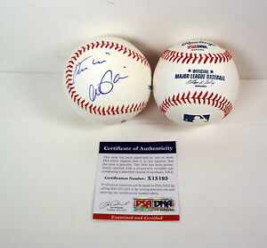Al Pacino The Godfather Signed Full Autograph MLB Baseball PSA/DNA COA