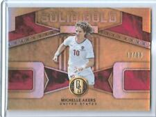 2019-20 PANINI GOLD STANDARD MICHELLE AKERS CARD #SG-17 ~ 17/29 WORLD CUP GREAT