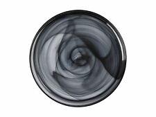 2x Maxwell & Williams Marblesque Plate 34cm Black*