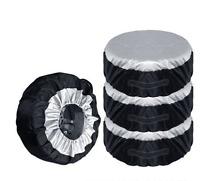 Q021S 4 tlg Reifentaschen Reifenschutzhülle Aufbewahrung 13-18 Zoll Ø66cm