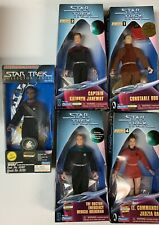 "Playmates Star Trek Deep Space Nine & Voyager 9"" Sealed Action Figures Lot Of 5"