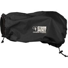 Vortex Media SJ-XL-B SLR Storm Jacket Camera Cover, X-Large (Black)