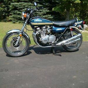 Kawasaki  1975 / Z1b 900 Headstock Decal / VIN tag