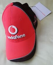 Vodaphone - Jenson -  McLaren Official Store - Dubai - Baseball Cap - New & Tags