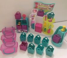 Shopkins Shoe Dazzle Shop Display  Lot of  Shoes & Characters + Accessories