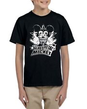 Camiseta niño niña METAL MICKEY  T shirt child kid diff. sizes hard rock