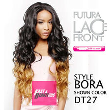 BORA - R&B COLLECTION HEAT RESISTANT FUTURA LACE FRONT WIG LONG WAVY