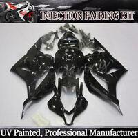 Fairing Kit Fit for HONDA CBR600RR 2009-2012 10 11 F5 Glossy Black ABS Body Work