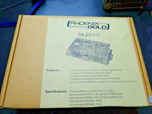RARE NEW IN BOX OLD SCHOOL PHOENIX GOLD SLD44 LINE DRIVER MADE IN U.S.A