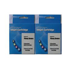 2 772-2 Ink Cartridge for Pitney Bowes 772-1 Digital Mailing DM16K DM22K DM22KR