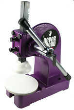 PURPLE NEW POLYMER CLAY KNEADER MACHINE - EASY NEVERknead Sculpey Fimo Pavelka