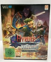 NEW Hyrule Warriors Wii u Limited Edition Legend of Zelda  Sealed Game/Scarf