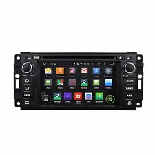 Android 5.1 Car DVD GPS Radio Stereo for Jeep Grand Cherokee Dodge Chrysler wifi