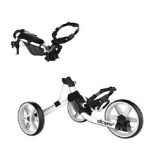 Clicgear Model 4.0 Golf Push Cart - White