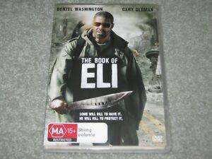 The Book Of Eli - Brand New & Sealed - Region 4 - DVD