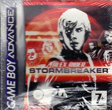 Game Boy Advance GBA **ALEX RIDER STORMBREAKER** nuovo