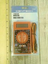 Cen Tech 7 Function Digital Multimeter 98025