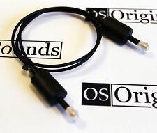 Original Sounds Optical Digital Audio Cable 3.5mm Quality Hifi Interconnect 1m