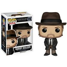 Funko Pop Vinyl Figure Gotham TV Series Harvey Bullock 76 Brand New In Box