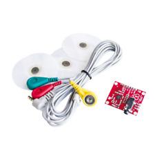 Ad8232 Ecg Module Ekg Pulse Heart Monitoring Arduino Compatible Sensor Kit