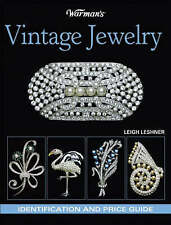 Warman's Vintage Jewelry: Identification and Price Guide by Leigh Leshner (Paper