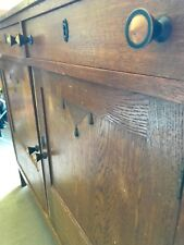 £30 OFF CHRISTMAS SALE! Large Wooden French Cupboard with Draws & Shelves