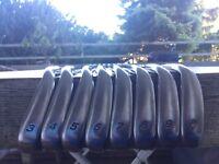 Taylormade R7 Golfschläger Eisen Satz 3-P, True Temper R Flex, RH, Top!