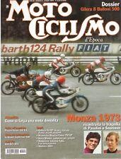 MOTOCICLISMO D'EPOCA 5 2003 - GILERA 8 BULLONI 500 - BSA B25 - VESPA 150 GL -
