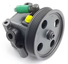 FORD FOCUS MK2 POWER STEERING PUMP 2005 TO 2012 (With A/C) GENUINE RECONDITIONED