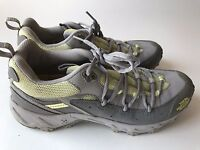 The North Face Outlast Sneakers Women US 9 UK 6.5 EU 40.5 Athletic Gray Lime