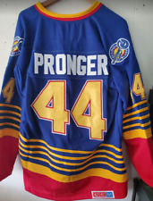 NWT Chris Pronger St. Louis Blues #44 Throwback Jersey CCM Size Large (50) 🔥