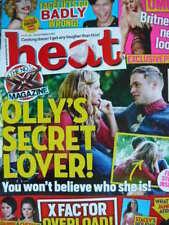 Heat Celebrity Film & TV Magazines in English