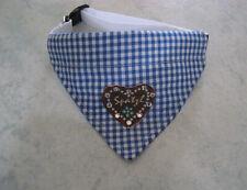 Halsbandlänge Trachten 32-42 cm Hundehalstuch Halstuch Hundebekleidung Tracht