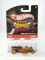 Hot Wheels Ratbomb Larry's Garage 32/39 NEW 1/64 Scale Diecast with Protecto Pak