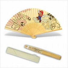 Japan Club NINTENDO / Super Mario / Sensu / Folding Fan / Rare