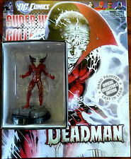 DC Comics Super Hero Collection Issue #74 Deadman ~ Eaglemoss  Magazine Figurine
