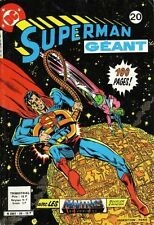 Comics Français  SAGEDITION  Superman Géant N°20  comics Fr