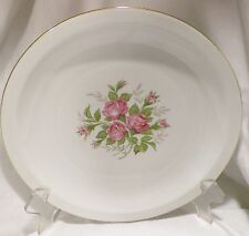 Bareuther Waldassen Bavaria Germany Rose Floral 162 Platter 11 3/4""