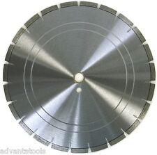 12� Laser Welded Diamond Saw Blade for Cured Concrete Hard Brick Pavers Stone