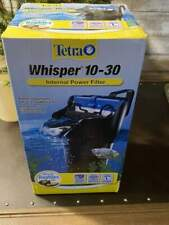 Tetra Whisper Internal Filter 10 To 20 Gallons, For aquariums, In-Tank