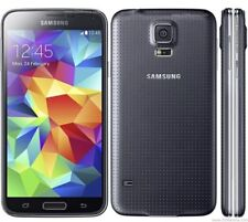 Samsung Galaxy S5 16GB -4G LTE Black Unlocked Smartphone Immaculate UK Model